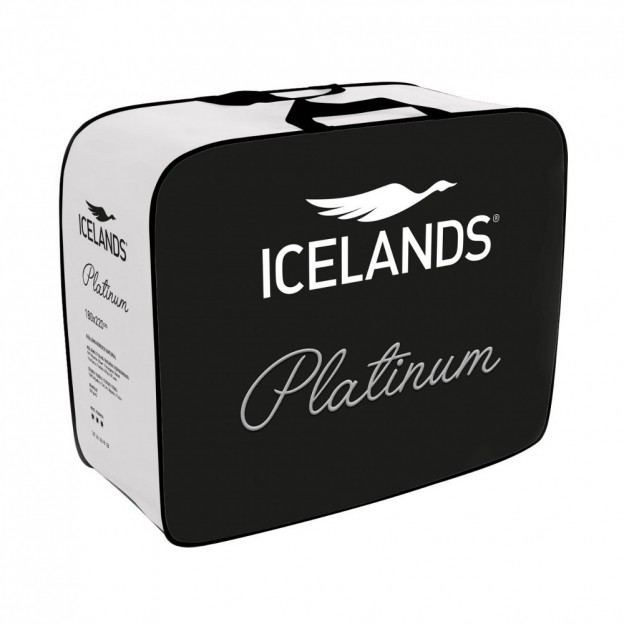 Relleno Nordico Icelands Platinum Plumon 250 Gramos
