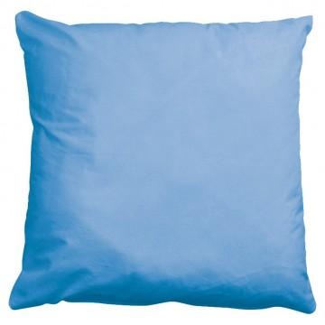 Cojín  Liso azul 20