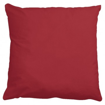 Cojín Liso rojo 11