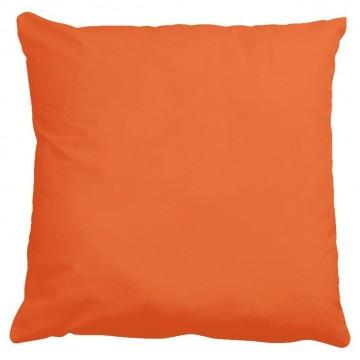 Cojín Liso naranja caqui 63