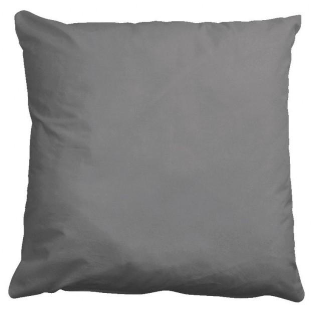 Cojín Liso gris 91