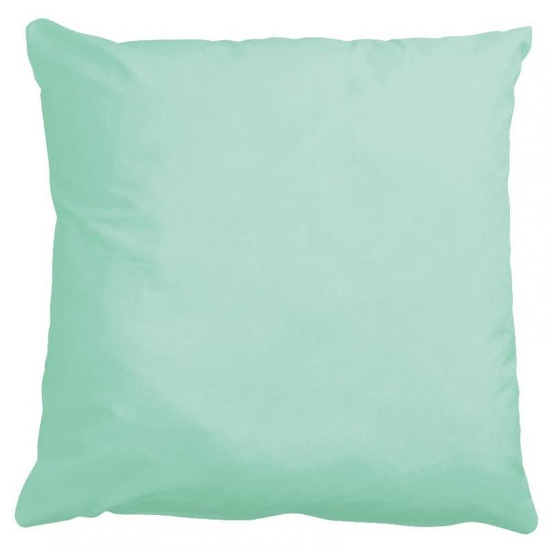 Cojin Liso Verde Glacial 835