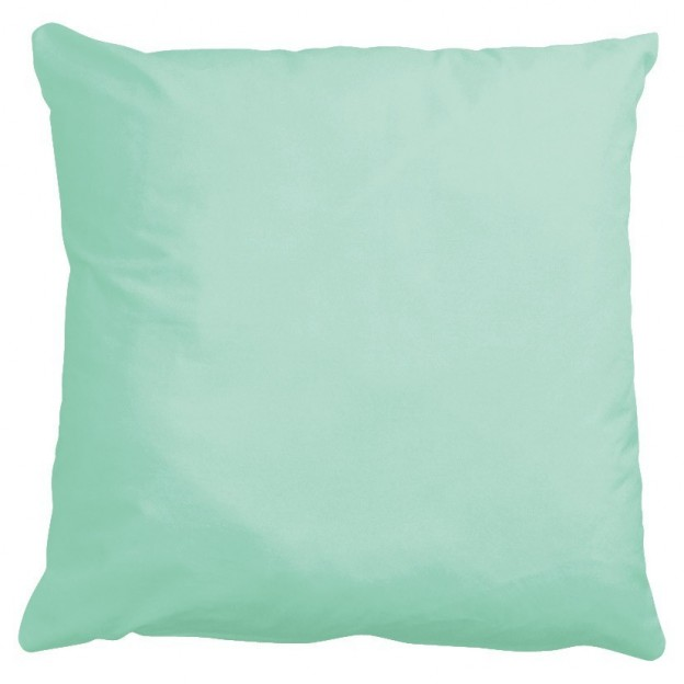 Cojín Liso Verde Glacial 835