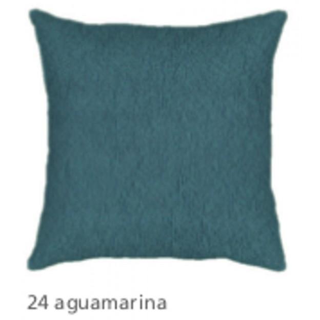 Cojín Dakar Aguamarina.