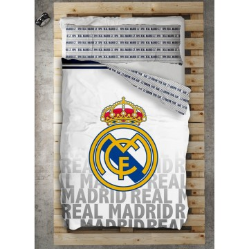 Funda Nordica Real Madrid Emblema