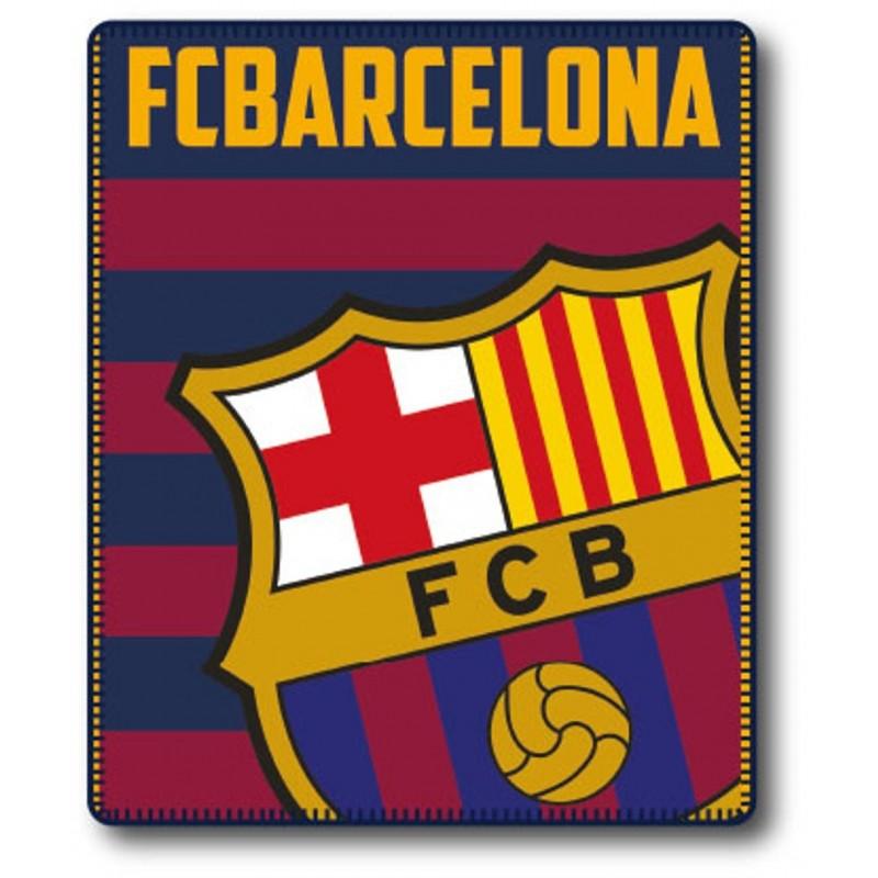 Manta Plaid FC Barcelona