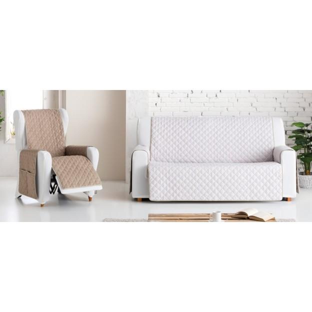 Funda Sofa Practica Dual Quilt