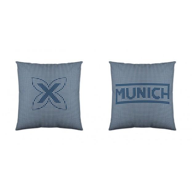 Cojin Munich Cuadro Vichy