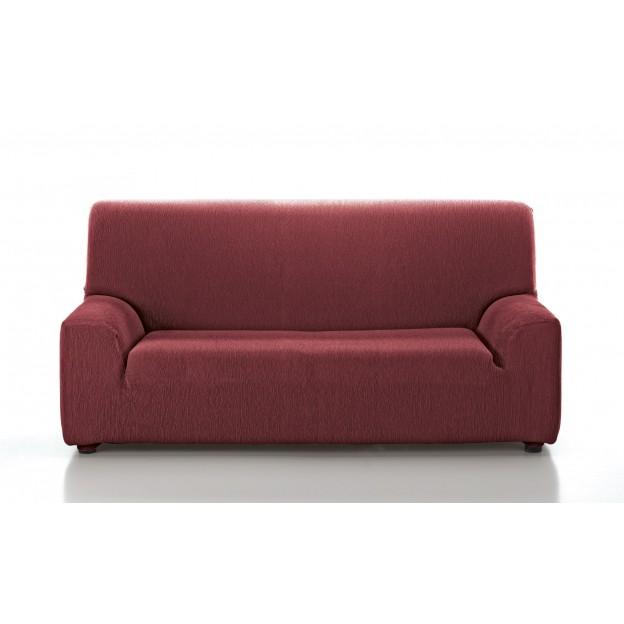 Funda De Sofa Elastica Araj Rojo