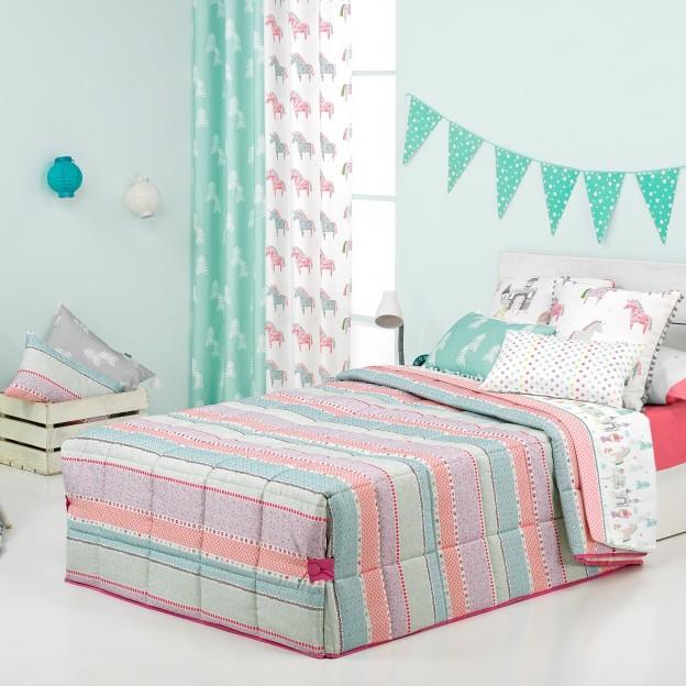 Edredon Conforter Fantasy Stripe