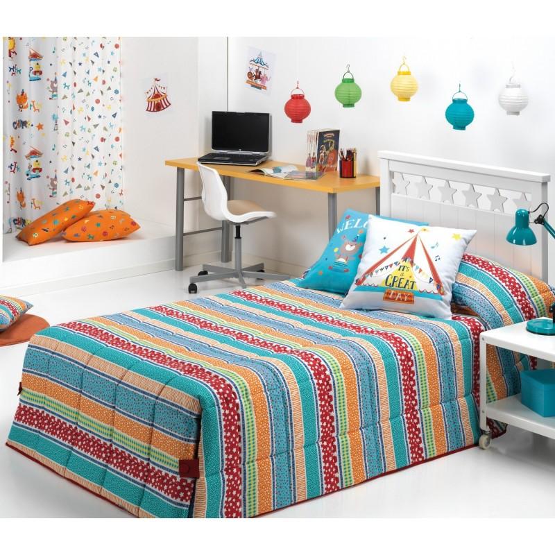 Edredon Conforter Circus Stripe