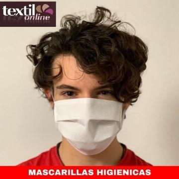 Mascarillas Higienicas Cubrebocas